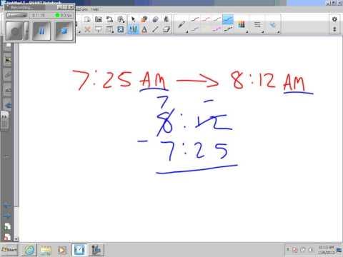 4 7 Measure Elapsed Time Nov  6