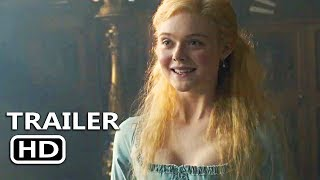 THE GREAT Official Teaser Trailer (2020) Elle Fanning, Nicholas Hoult