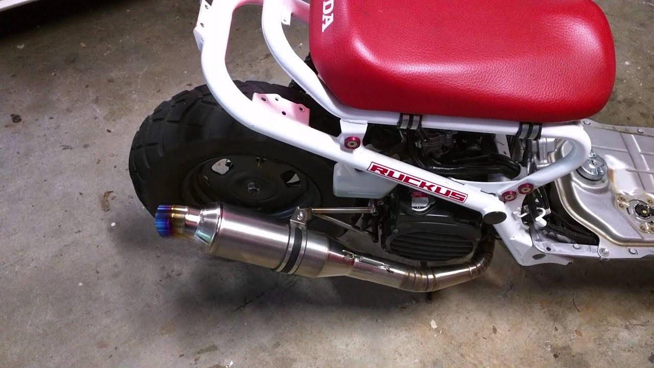 customisations at front parts x bims ruckus bangkok honda winners quarter challenge zoomer motorbike idea live of by paint