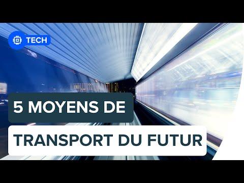 Quels seront les moyens de transport du futur ? | Futura