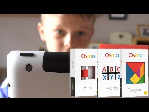 Osmo Evolves Skylanders Physical Play for Learning on iOS - $12 Million Funding