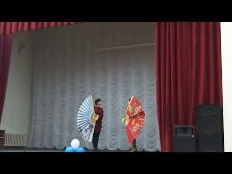 Китайский Танец от девочек Добропея.