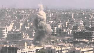 Сирия, разрушенная столица Дамаск. Видео с беспилотника(Сирия, разрушенная столица Дамаск. Подписывайся на канал и оставляй коментарии https://www.youtube.com/channel/UCI_qwSsvyS5n6OOEq..., 2015-10-27T07:46:21.000Z)