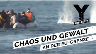 Flüchtlinge auf Lesbos – Eskalation an der EU-Grenze