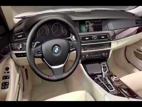 New BMW 5 series HD