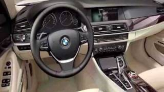 New BMW 5 series HD