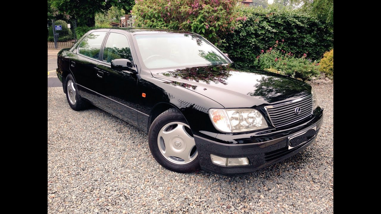 medium resolution of stunning lexus ls400 full interior tour all controls shown engine start up
