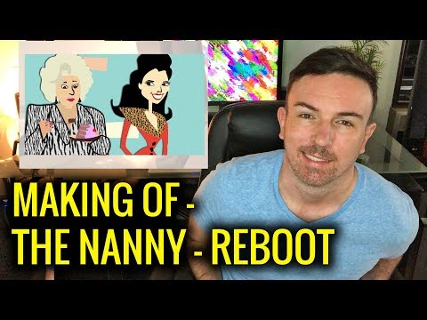 Making The Trailer - The Nanny Reboot - Episode 3