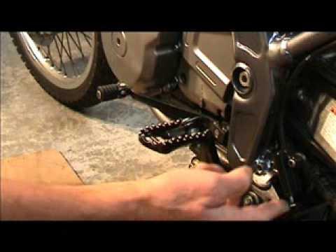 Suzuki DR650 Tips