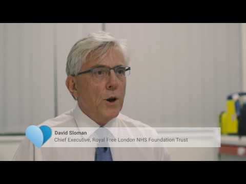 DeepMind Health Partnership with the Royal Free London NHS Foundation Trust