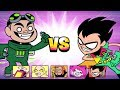 Teen Titans Go! - Jump Jousts - Titan Falls [Cartoon Network Games]