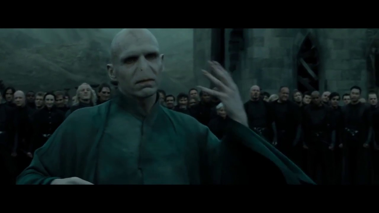 Download Harry Potter and the Deathly Hallows: Part 2 - Neville's Speech