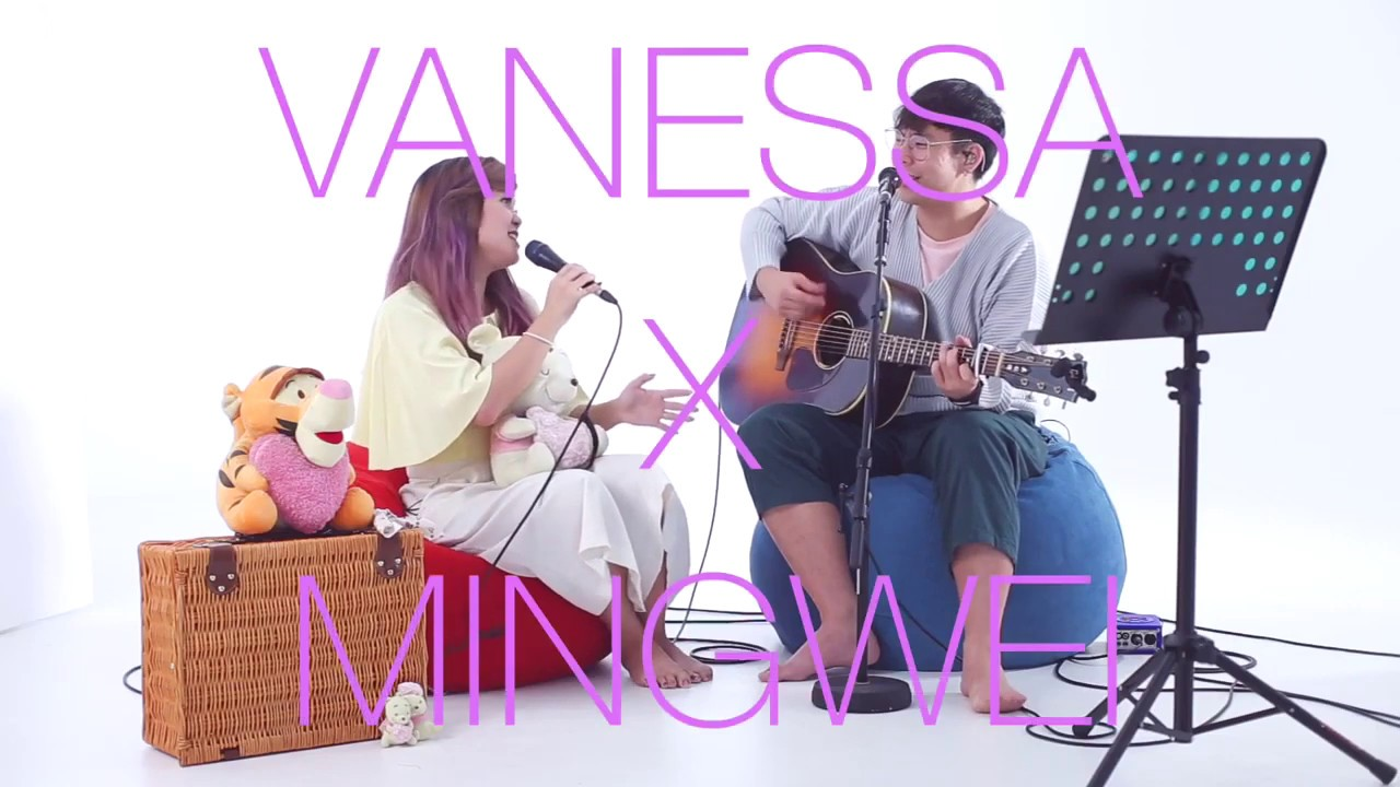 Songbird Emcee Van x Mingwei [SG 2pc Band] - Memories by Maroon 5 (cover)