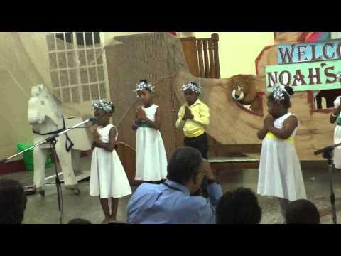 Ste Madleine Methodist Church Gospel Concert - Apr. 27. 2014 -  Trinidad & Tobago