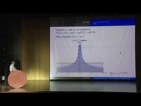 Henry Tye - Linking Dark Matter to Dark Energy in a String Theory Scenario