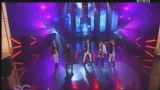 Teen Angels - Miedo a Perderte (Susana Gimenez 2010)