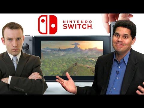 Reggie Fils-Aime of NOA Talks Nintendo Switch Supply & Demand Concerns + 3DS Lifespan!