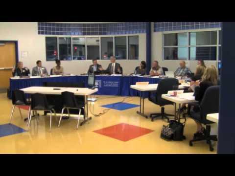 BOE Meeting: September 18, 2015