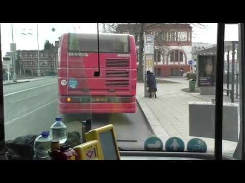 MHD Hradec Králové: Jízda Linkou 21 (2/2)