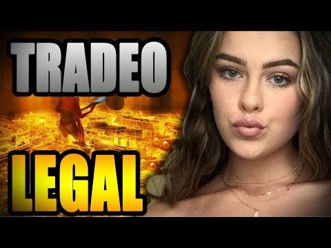 🤩 COMO TRADEAR 100% LEGAL con ESTO 😱 con BARTER Y SU EX NOVIA - SCAMEANDO A SCAMERS EN FORTNITE