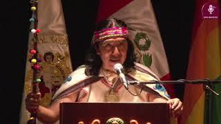 Tema:Seminario Taller de Identificación Originaria e Indígena