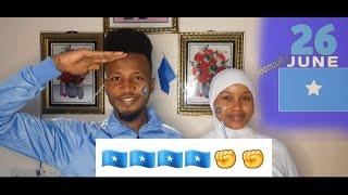 Hambalyo Sanad Guuradii (61aad) Ee Gabanimada Somaliya  Happy Independence Day  
