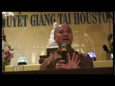Tôi Muốn Hạnh Phúc - Thầy Pháp Hòa (Rất Hay) Houston, TX (Friday Oct. 12, 2012) 1 of 2