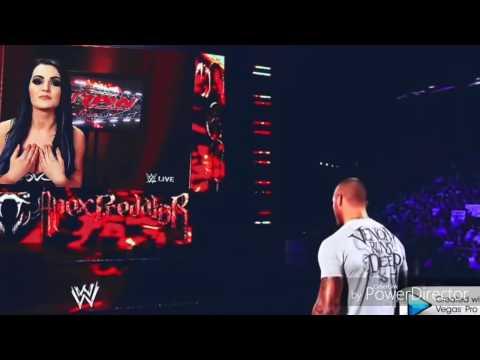 Paige & Randy Orton ~ I Hate U, I Love U