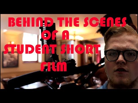Behind The Scenes Of A Student Short Film!!! (Featuring SWIATOPOBLOND, Urbanlens and many more)