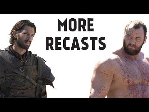 Every Game of Thrones RECAST