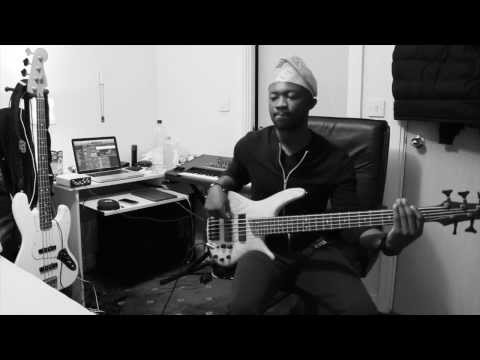 AWESOME GOD - FRED HAMMOND (BASS COVER)