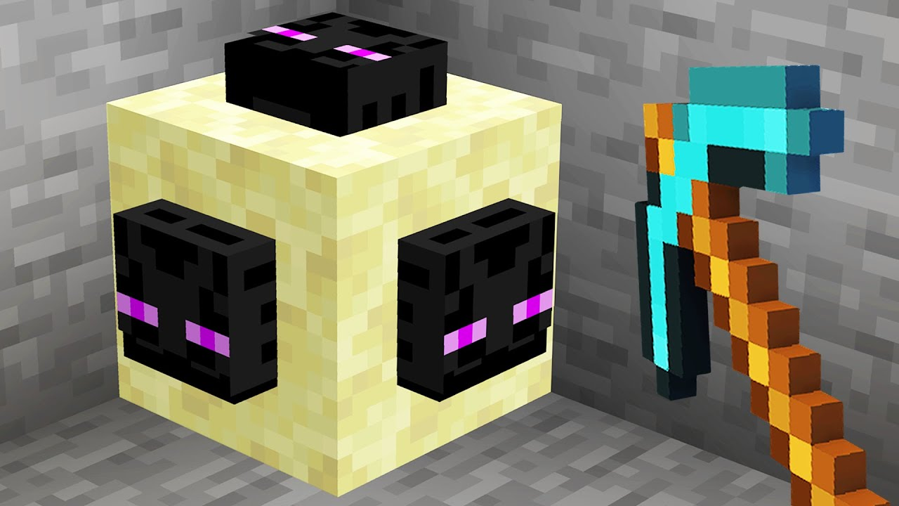 Minecraft but there are Custom Ores