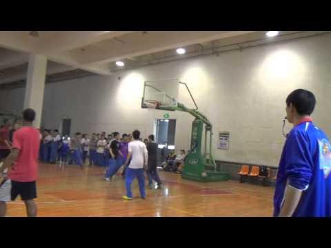 Penn Charter vs Yaohua Basketball Game 2014