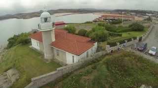 CamCopter - Faro de Suances, Cantabria