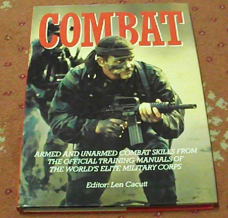 Book review: Combat by Len Cacutt