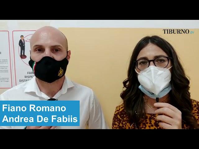 Fiano Romano - Le impressioni a caldo di Andrea De Fabiis
