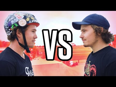 Scooter HUNGER GAMES - Vincent Kudrna VS Max Peters