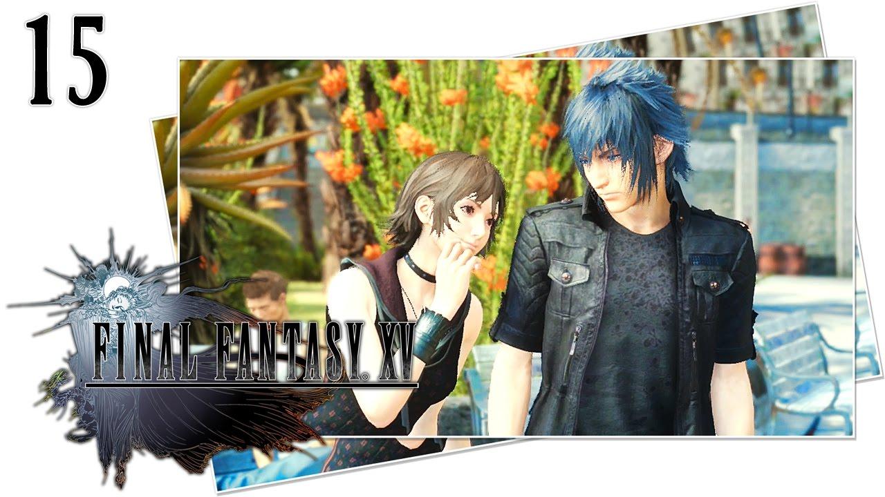 FINAL FANTASY XV #26 • Date mit Iris? • Final Fantasy 15