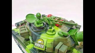 탱크 장난감 벅스봇 장수풍뎅이 사슴벌레 전동자동차 놀이…