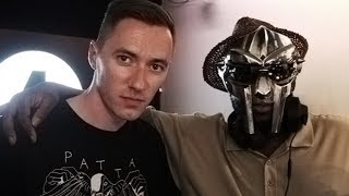 MF DOOM - In depth interview with Benji B