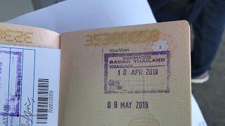 #61 RS150R IKUT MOTOR BESAR KE THAILAND | KL-KOH SAMUI 2019 DAY 1