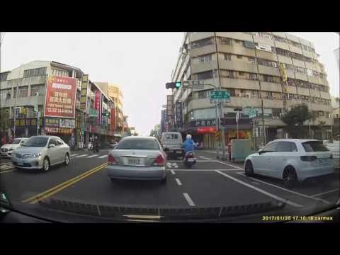201701月臺灣重大車禍影片集 - YouTube