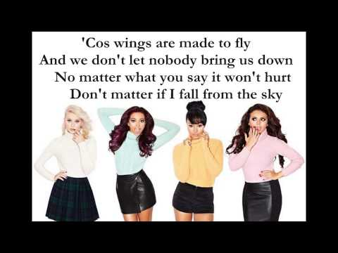 Little Mix - Wings (Lyrics)