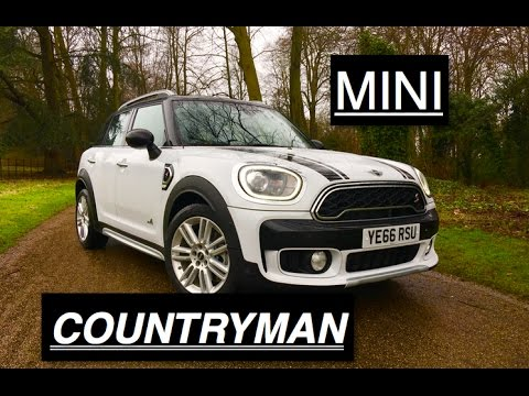 2017 Mini Countryman Cooper S All4 Review Inside Lane