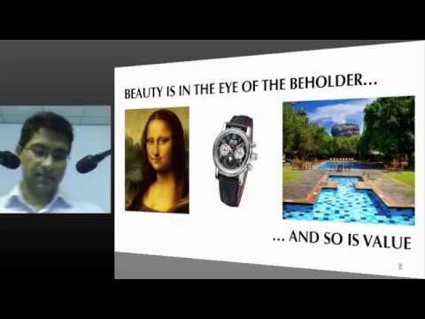 MESC PUBLIC LECTURE : Facets of Value Creation