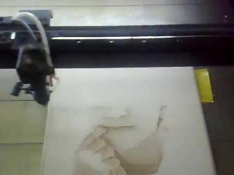 ענק למכירה מכונת לייזר לחיתוך וצריבה דפוס בסמת 0524740080 - YouTube EZ-69