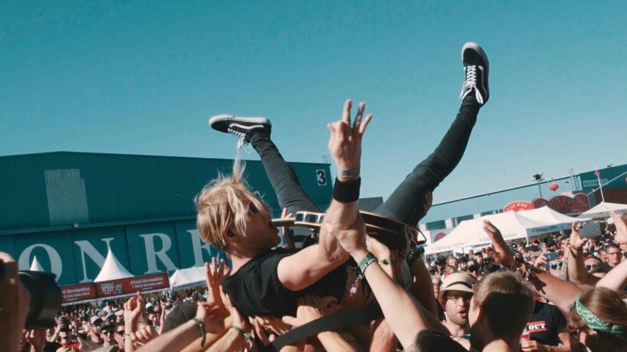 Rogers - Festivalsommer 2018 - 30.06. Mission Ready Festival