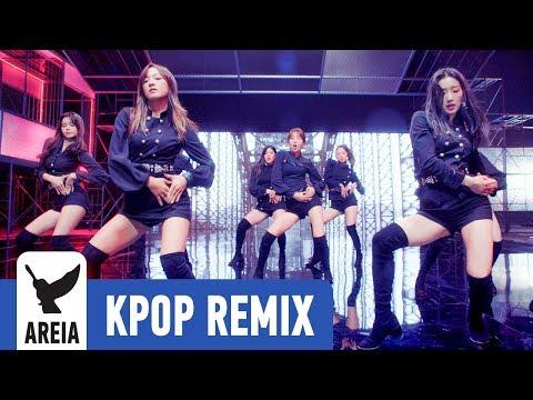 Gugudan (구구단) - The Boots | Areia Kpop Remix #309