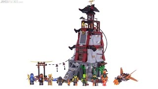 LEGO Ninjago The Lighthouse Siege review! 70594