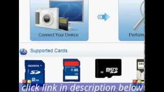 sd card recovery - data recovery software
